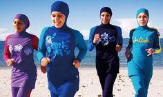 Het boerkiniverbod Waar zijn ze mee bezig? Vrouwen een kledingsmogelijkheid afpakken? Omdat het zogenaamd de vrijheid beperkt? Omdat het een religieuze oorsprong heeft? Omdat het een symbool is voor de Islam? #blogfeestje https://judithoriginal.wordpress.com