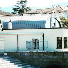 Imbarcadero  copertura in alluminio  #vallestronaenergyhouse