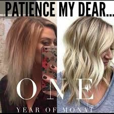 before and after with MONAT one year. Patience - it's amazing! #mymonat #monathair #monat #patience #beforeandafter #monatbeaut #EUstandards #nontoxic #nochemicals #free #samples #justjoyce #colorenhance #hairgrowth #thinninghair