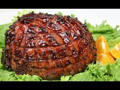 Learn how to make an amazing Caribbean Sorrel Glazed Ham, with a pineapple and sorrel chutney in the final recipe of our 5 day Christmas dinner special. Pork Recipes, Cooking Recipes, Drink Recipes, Christmas Ham Recipes, Holiday Meals, Caribbean Christmas, Jamaican Dishes, Island Food, Kitchens