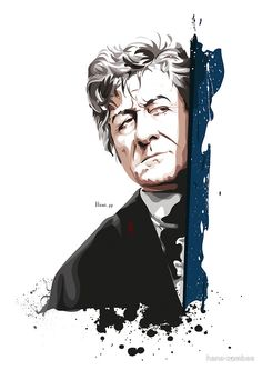 Third Doctor by hans-zombee