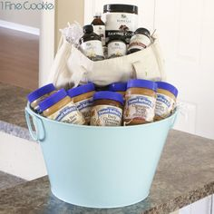 Enter to win baking products and peanut butter basket by 1 Fine Cookie