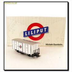 Liliput 793 20 - HOe - Ltd Ed GOODS VAN '10 JAHRE OGLB' '40 JAHRE LILIPUT' on eBid United Kingdom