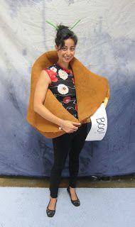Sonya Nimri: Fortune Cookie Costume