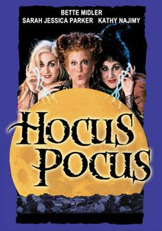 I love this movie! It is a must for Halloween!