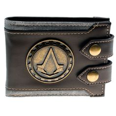 ASSASSIN'S CREED Logo Wallet //Price: $24.95 & FREE Shipping //     #animals #sport #tools #accessories #sales #freeshipping