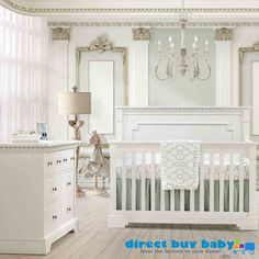Nursery Modern Chic Rustic Sets Royal
