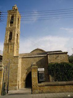 Cyprus Lefkosia Agios Antonios church