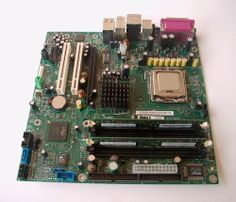 Dell Dimension 4700 Intel Motherboard CPU Memory Combo 2.8Ghz 1GB M3918 DH682