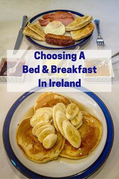 How to Choose a Bed and Breakfast in Ireland (and the Best B&Bs in Ireland!) Options for bed and breakfasts in Ireland and Northern Ireland vary wildly. Here's how to chose the right Irish B&B. County Cork Ireland, Galway Ireland, Scotland Travel, Ireland Travel, Scotland Trip, Food In Ireland, Edinburgh Scotland, Ireland Bed And Breakfast, Budget Friendly Honeymoons