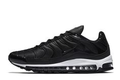 Nike Air Max 97 x Air Max Plus 'Black/White' - EU Kicks: Sneaker Magazine