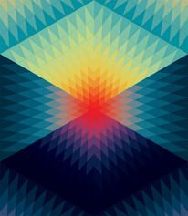 Design / Andy Gilmore Geometric Design 6 — Designspiration