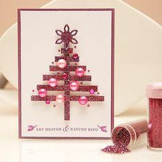 3Д новогодние открытки своими руками