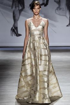 Lela Rose Spring 2015 Ready-to-Wear - Collection - Gallery - Look 1 - Style.com