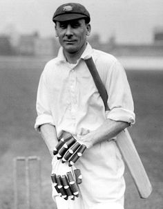 Unsung hero: England cricketer Sir Jack Hobbs