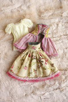 oblečení pro panenky Barbie