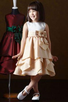2b3e9d4d293 12374B Kids Bridesmaid Dress
