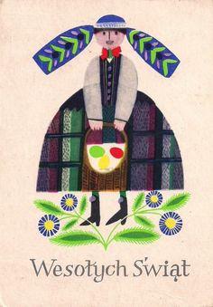 Zbigniew Rychlicki (1922-1989)  —  Wesołych Swiąt (695x900)