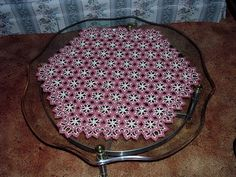 Made to Order Tatted Doily Pls note price is PER by lacemakermom on Etsy (photo by Jo)