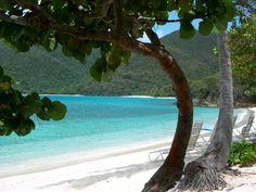 Caneel Bay, US Virgin Islands.
