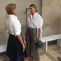 So glad to be party of this fabulous moment with this classy and elegant ladies , that are such an inspiration @houseofherrera @oliviapalermo @zenfashion1 #oliviapalermo #classy #nyfw #fashiondiaries #blessed #elegance #ootd #selfie #snap #goals #nonstop #attitude #womanswear #friends #fashion #style #fblogger #magazine #designer #motivation #love #nyc