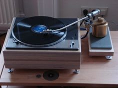 Lenco turntable. #recordplayer #turntable http://www.pinterest.com/TheHitman14/the-record-player-%2B/