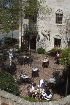 Rembrandt's Chattanooga, TN! One of my favorite places in the world!