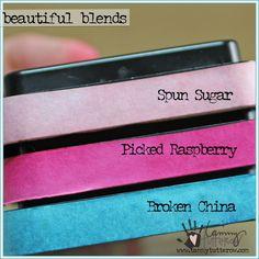 Beautiful Blends Berry Good | www.tammytutterow.com