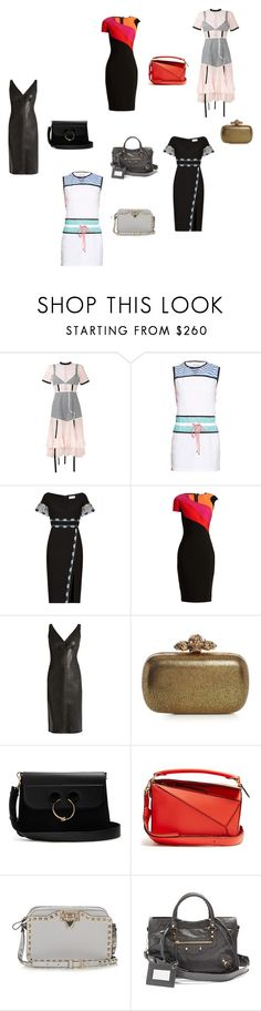 """""""We Want This Style..**"""" by yagna ❤ liked on Polyvore featuring Sandy Liang, Monreal, Peter Pilotto, Thierry Mugler, Loewe, Alexander McQueen, J.W. Anderson, Valentino, Balenciaga and vintage"""