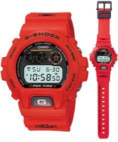 DW-6900H-4 - 製品情報 - G-SHOCK - CASIO