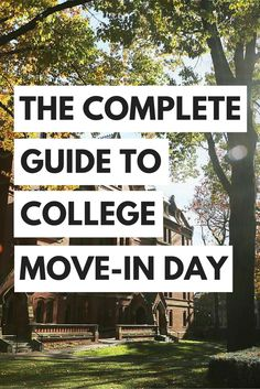 Complete Guide to College Move In Day Your complete guide to making college freshman move in day less stressful and more memorable!Your complete guide to making college freshman move in day less stressful and more memorable! College Packing, College Essentials, College Survival, College Planner, Weekly Planner, College Life Hacks, College Years, College Tips, Dorm Life
