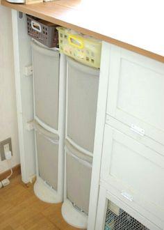 我が家仕様のキッチンカウンター の画像 petit favori*~普通な暮らしを楽しむ~