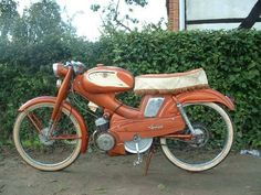 1960 Motobecane Sport Special