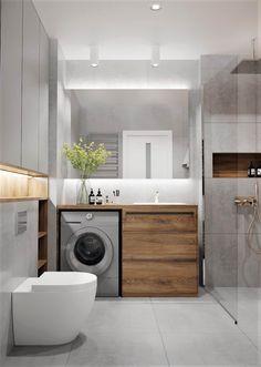Bathroom Inspo, Bathroom Inspiration, Bath Design, Bathroom Interior Design, Washing Machine, My House, Minimalism, Toilet, Ikea