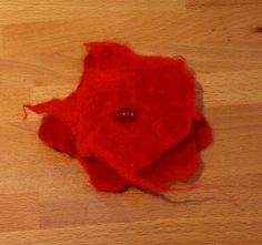 Thought it would be nice to share some 'secrets' of felting by making a tutorial of how to make a felted brooch. There are many ways of fel...