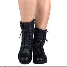 Ankle booties Look stylish always with these beautiful ankle booties . Fits true to size . Price is firm unless bundled . Other sizes also available . 2 pair available . Shoes Ankle Boots & Booties