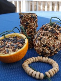Easy Biodegradable Bird Feeder Tutorials:
