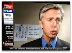 Broadcasting your passwords on live television isn't the best way to keep your WiFi secure. Security fail over at MLB!