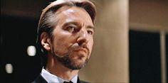 Formative influences: Alan Rickman in Die Hard