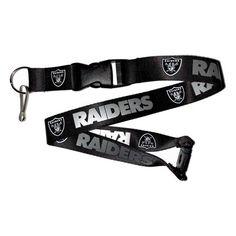 aminco NFL Paracord Keychain Lanyard