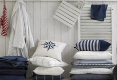 Accessories with a Maritime twist - injecting a subtle touch of life by the coast!