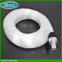optical cable with polymer. we also sell fiber optic light projector for lighting.