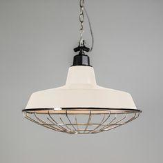 Lámpara colgante STRIJP L  crema #iluminacion  #decoracion #interiorismo
