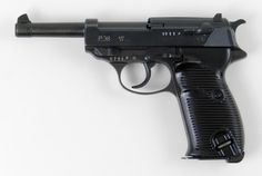 German P.38 Semi-Automatic Pistol