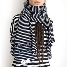 «Кот-шарф» Striped Pants, Store, Women, Fashion, Moda, Stripped Pants, Fashion Styles, Larger, Striped Shorts