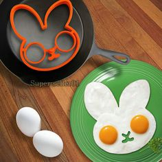 Funny-Rabbit-skull-owl-Shape-Fancy-Egg-Fried-Shaper-Silicone-Mould-Cooking-Tool