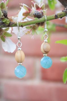 Accessories Produced by From The Earth: Handmade, Fair Trade Necklaces, Bracelets, Earrings and More from the Middle East Fair Trade Fashion, Summer Evening, Blue Skies, Sweet Memories, Spring Garden, Earrings, Handmade, Accessories, Ear Rings
