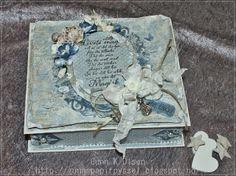 Gunns Papirpyssel: Vintage/Chabby Chic - ny mnd - ny utfordring