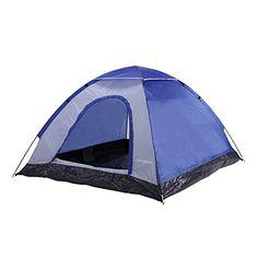 North Gear Camping Trekker WATERROOF 6 man 2 Pièce faimly tente