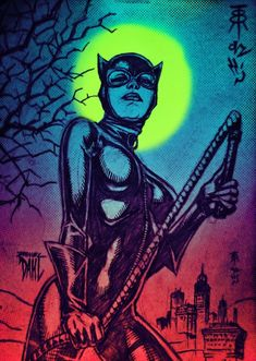 Batman: Gotham by Gaslight by DanielDahl on DeviantArt Catwoman Comic, Catwoman Cosplay, Batman And Catwoman, Batman Art, Marvel Dc Comics, Joker, Catwoman Selina Kyle, Drawn Art, Batman Universe